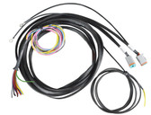 AVS VALVE WIRING HARNESS 12', 17', 22' - ACCUAIR ENDO TANK TO STRIPPED WIRES