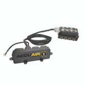 AVS EXTENDED HARNESS FOR ACCUAIR VU4 VALVE TO ELEVEL / SWITCHSPEED ECU
