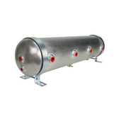 AVS 5 GALLON 9 PORT ALUMINUM M.P.M. AIR TANK - RAW