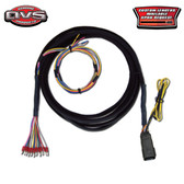 AVS VALVE WIRING HARNESS 10', 15', 20' - ACCUAIR VX4 VALVE TO AVS 7-SWITCH BOX