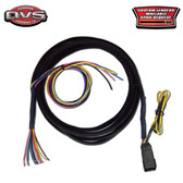 AVS VALVE WIRING HARNESS 10', 15', 20' - ACCUAIR VX4 VALVE TO STRIPPED WIRES