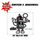 AVS BANNER SWITCH E BAGSWELL