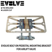 AIR LIFT 3P / 3S / 3H MANIFOLD VALVE PEDESTAL (BOLT-ON BASE)
