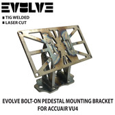 ACCUAIR VU4 MANIFOLD VALVE PEDESTAL (BOLT-ON BASE)