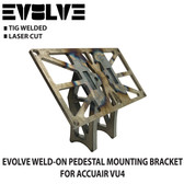 ACCUAIR VU4 MANIFOLD VALVE PEDESTAL (WELD-ON BASE)
