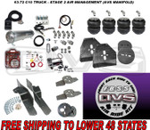 63-72 C10 TRUCK - STAGE 2 AIR MANAGEMENT (AVS MANIFOLD)