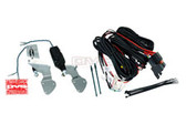 AVS SHAVED DOOR KIT FOR MOST 94+ GM W/PRE-WIRED RELAYS & WIRING
