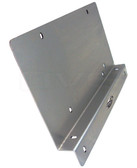 STAINLESS STEEL LICENSE RELOCATOR BRACKET
