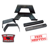 SUPER C NOTCH 88-98 AND 99-04 GM FULL SIZE- MOUNT UNDER FLOOR NO CUTTING