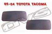 95-04 TOYOTA TACOMA DOOR HANDLE FILLER PLATES (PAIR)