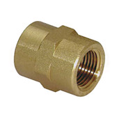 """3/8"""" PIPE COUPLER"""
