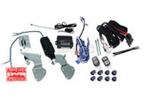 AVS SHAVED DOOR KIT FOR MOST 94+ GM W/PRE-WIRED RELAYS & WIRING AND 8-CHANNEL REMOTE SYSTEM