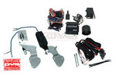 AVS SHAVED DOOR KIT FOR MOST 94+ GM W/ 2-WAY ALARM SYSTEM + REMOTE START