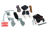 AVS SHAVED DOOR KIT FOR MOST 94+ GM W/PRE-WIRED RELAYS & WIRING AND 12-CHANNEL RECEIVER