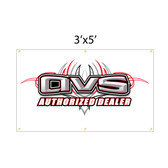 AVS AUTHORIZED DEALER BANNER