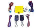 DELUXE KEYLESS ENTRY SYSTEM