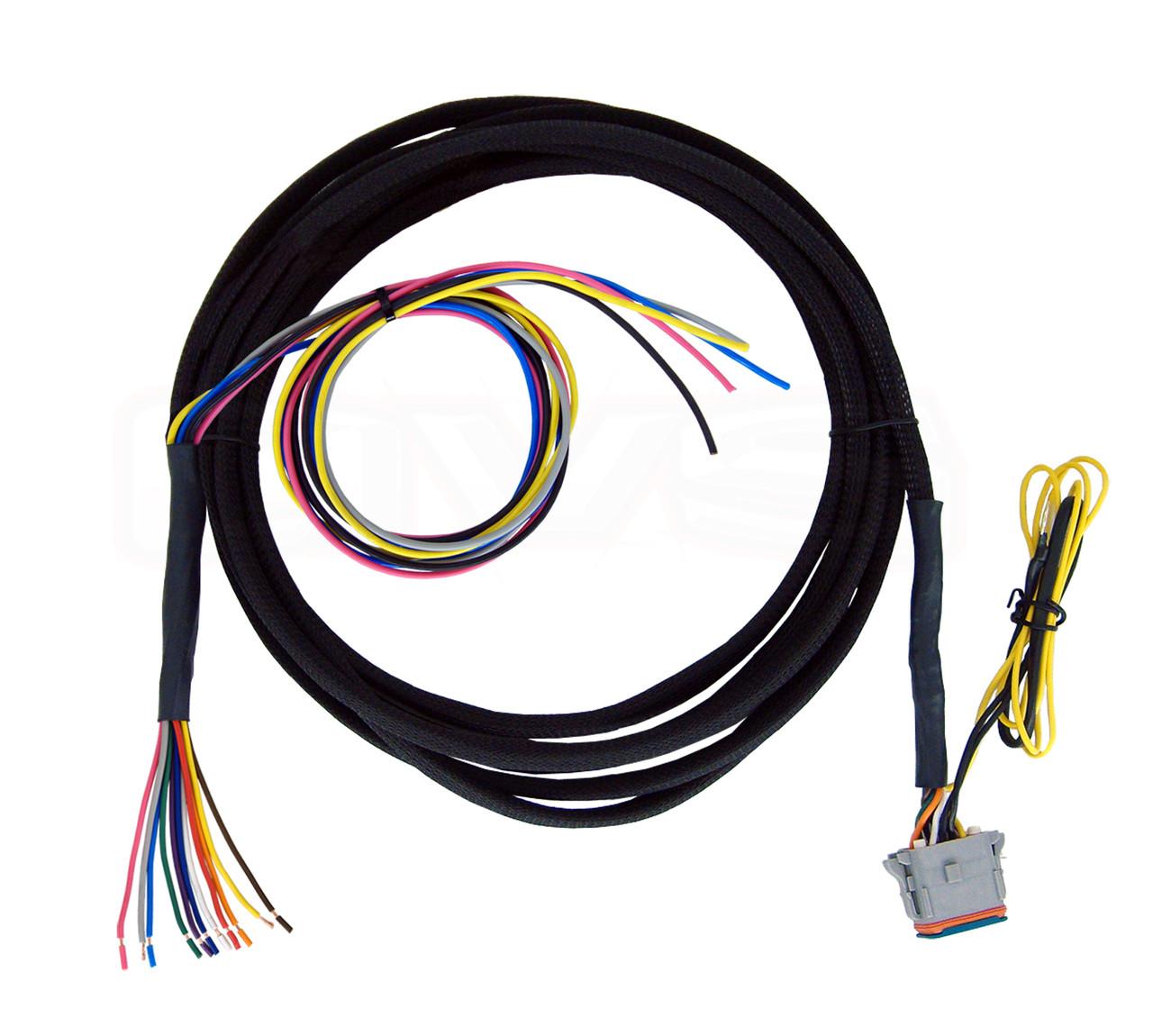 Accuair Wiring Diagram Explained Diagrams Dakota Digital Avs Valve Harness 10 15 20 Vu4 To