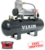 VIAIR 2 GALLON AIR SOURCE KIT FAST FILL TO 200psi (12v)