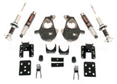 "07-13 GM TRUCK 3/5"" or 4/6"" DELUXE LOWERING KIT"