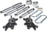 "84-97 Nissan PU & Hardbody 2"" F/3"" R W/ SP Shocks"