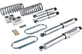 "96-04 Toyota Tacoma 6 cyl. (All Cabs) 2"" F/3"" R W/ Street Performance Shocks"