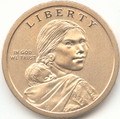 2017 S Sacagawea Enhanced Uncirculated Dollar Uncirculated