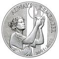 2011 P September 11 National Medal Proof US Mint