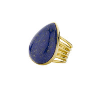 STARS OF THE NIGHT LAPIS RING