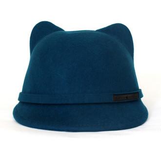 Pinna PIne Green Riding Hat