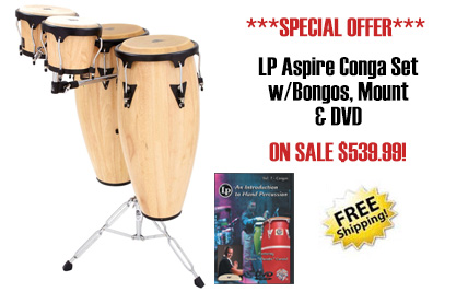 LP Conga Sale