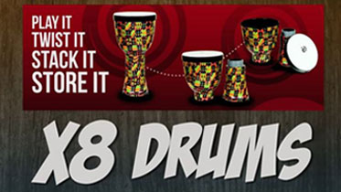 The Twister Drum Video