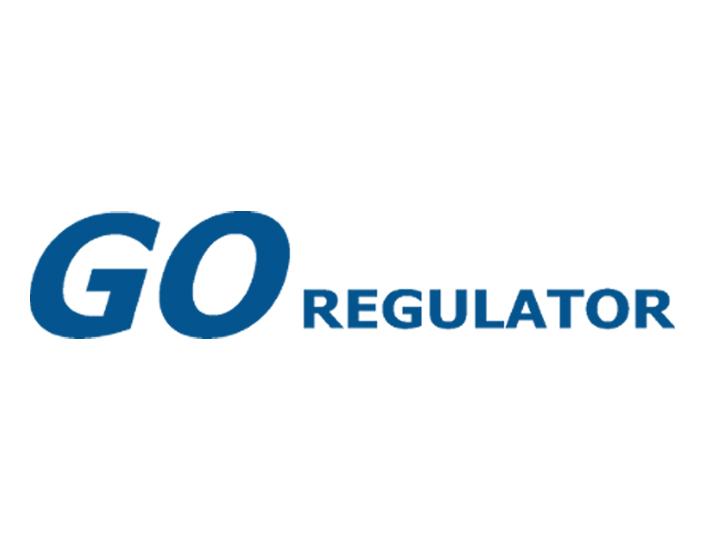 go regulator logo