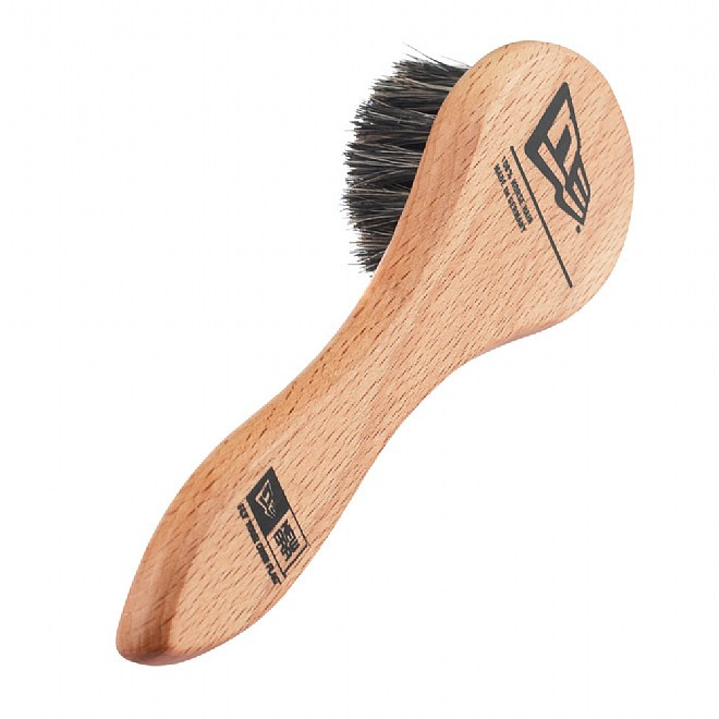 New Era Wooden Cap Brush 100% Horse Hair Made in Germany ... 3618a9e6ed1