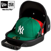 New Era Authentic Cap Carrier 2 Small - Made for 2 Hats in Black