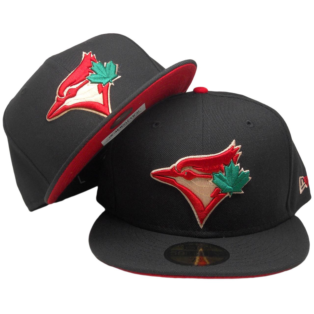 Toronto Blue Jays New Era 59Fifty Custom Fitted Hat - Black 3edc8a7b922
