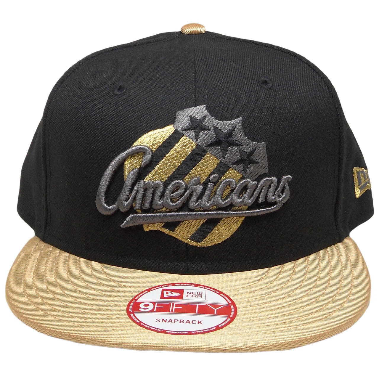 Rochester Americans New Era Custom 9Fifty Snapback Hat - Black 23a6f8c5dcd