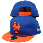 New York Mets My 1st 9Fifty Snapback for INFANT - Royal, Orange