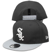 Chicago White Sox My 1st 9Fifty Snapback for INFANT - Black, Gray, White