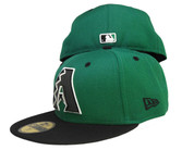 Arizona Diamondback New Era 59Fifty Fitted Hat - Green, Black, White
