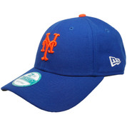 New York Mets The League 9Forty Adjustable Hat - Royal, Orange