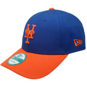 New York Mets The League 2-Tone 9Forty Adjustable Hat - Royal, Orange