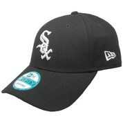 Chicago White Sox The League 9Forty Adjustable Hat - Black, White