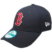 Boston Red Sox The League 9Forty Adjustable Hat - Navy, Red, White
