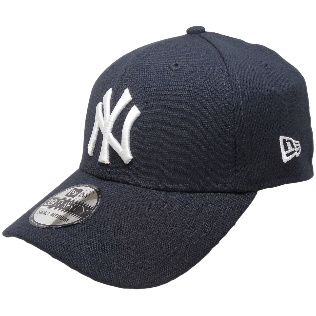 ae54d3ae7a4 New York Yankees Team Classic 39Thirty Flexfit Hat - Navy