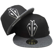 Arizona Diamondbacks New Era 59Fifty Fitted - Black, Dark Gray, White