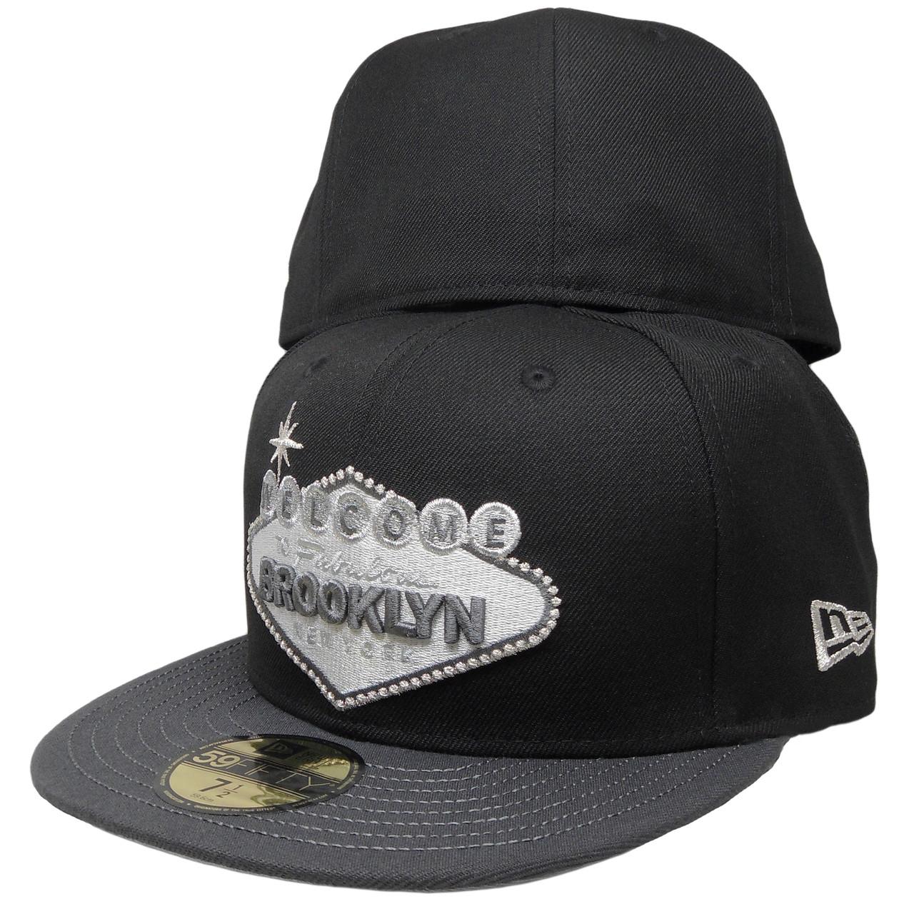 Welcome to Brooklyn Custom New Era 59Fifty Fitted - Black 51db7ff7b75
