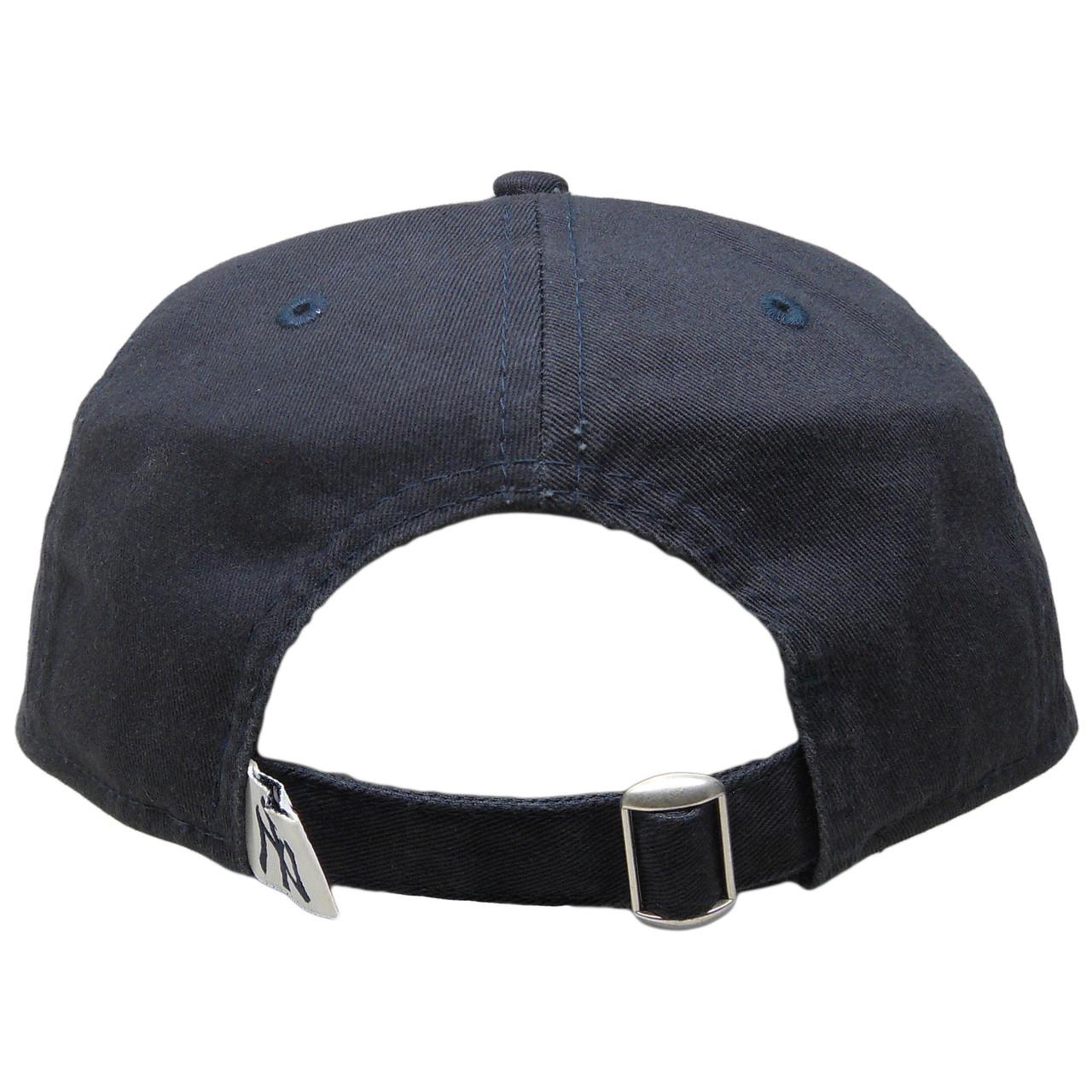 dbda6d974a350 New York Yankees New Era Core Classic 9Twenty Adjustable Hat - Navy ...