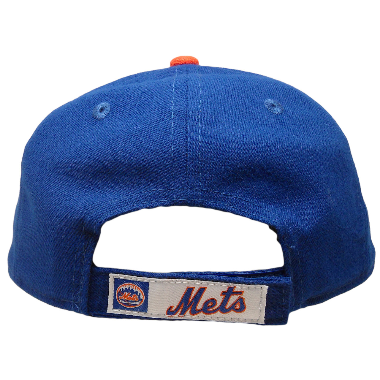 New York Mets New Era The League 9Forty Adjustable Hat - Royal ... 1eebb9941b8