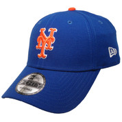 New York Mets New Era The League 9Forty Adjustable Hat - Royal, Orange, White