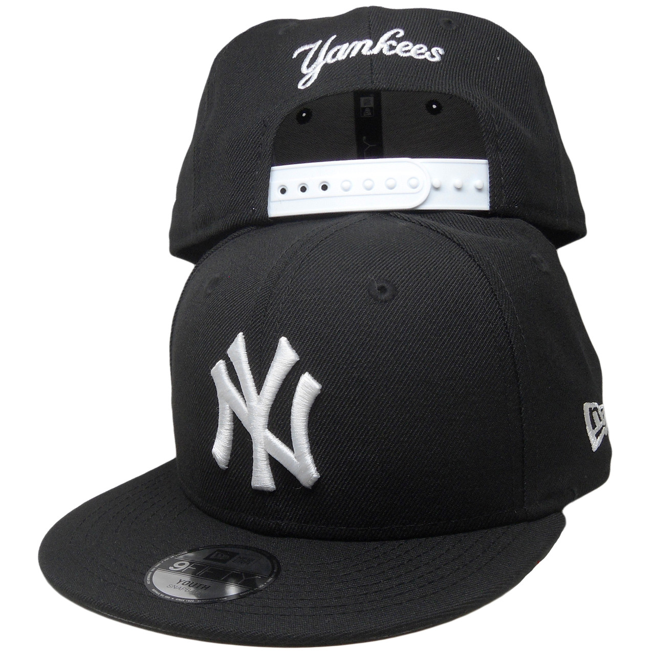 d0f36143f00 New York Yankees New Era Custom KIDS 9Fifty Snapback - Black